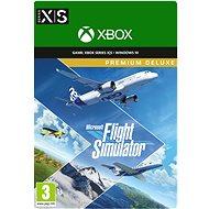 Microsoft Flight Simulator – Premium Deluxe Edition – Windows 10 Digital - Hra na PC