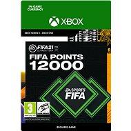 FIFA 21 ULTIMATE TEAM 12000 POINTS – Xbox One Digital - Herný doplnok