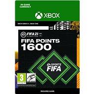 FIFA 21 ULTIMATE TEAM 1600 POINTS – Xbox One Digital - Herný doplnok