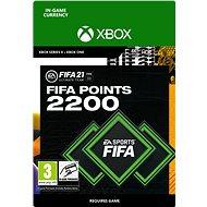 FIFA 21 ULTIMATE TEAM 2200 POINTS – Xbox One Digital - Herný doplnok