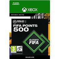 FIFA 21 ULTIMATE TEAM 500 POINTS – Xbox One Digital - Herný doplnok
