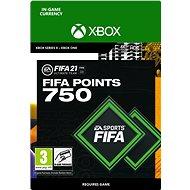 FIFA 21 ULTIMATE TEAM 750 POINTS – Xbox One Digital - Herný doplnok