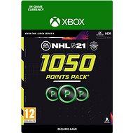 NHL 21: Ultimate Team 1050 Points – Xbox Digital - Herný doplnok