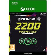 NHL 21: Ultimate Team 2200 Points – Xbox Digital - Herný doplnok