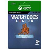 Watch Dogs Legion 1,100 WD Credits – Xbox One Digital - Herný doplnok