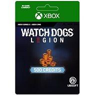Watch Dogs Legion 500 WD Credits – Xbox One Digital - Herný doplnok