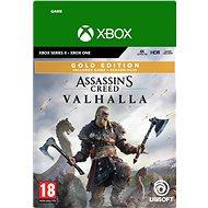 Assassins Creed Valhalla: Gold Edition – Xbox One Digital - Hra na konzolu