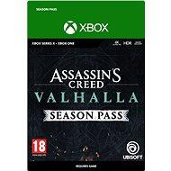 Assassins Creed Valhalla Season Pass – Xbox One Digital - Herný doplnok