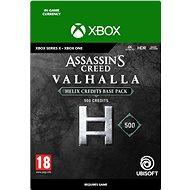 Assassins Creed Valhalla: 500 Helix Credits Pack – Xbox One Digital - Herný doplnok