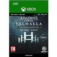 Assassins Creed Valhalla: 2300 Helix Credits Pack – Xbox One Digital - Herný doplnok
