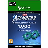 Marvels Avengers: 1,050 Credits Package - Xbox Digital