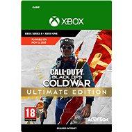 Call of Duty: Black Ops Cold War - Ultimate Edition (Predobjednávka) - Xbox Digital