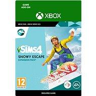The Sims 4 – Snowy Escape – Xbox Digital - Herný doplnok