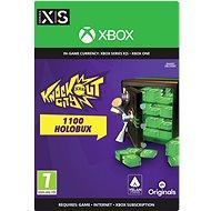 Knockout City: 1000 Holobux – Xbox Digital - Herný doplnok