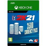 PGA Tour 2K21: 3500 Currency Pack - Xbox Digital