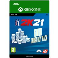 PGA Tour 2K21: 6000 Currency Pack - Xbox Digital
