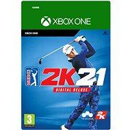 PGA Tour 2K21: Digital Deluxe - Xbox Digital