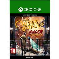 The Outer Worlds: Murder on Eridanos - Xbox Digital