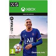 FIFA 22: Standard Edition - Xbox Series X S Digital - Console Game