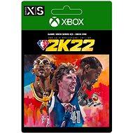 NBA 2K22: 75th Anniversary Edition – Xbox Digital