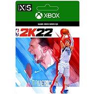 NBA 2K22 – Xbox Series X|S Digital