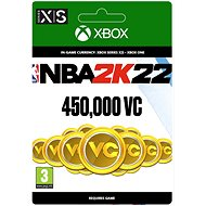 NBA 2K22: 450,000 VC – Xbox Digital