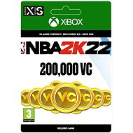 NBA 2K22: 200,000 VC – Xbox Digital