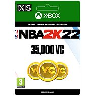 NBA 2K22: 35,000 VC – Xbox Digital