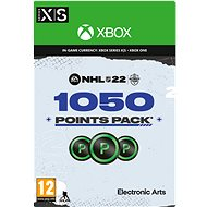 NHL 22: Ultimate Team 1050 Points – Xbox Digital