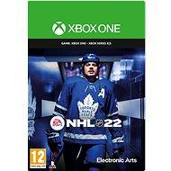 NHL 22: Standard Edition – Xbox One Digital