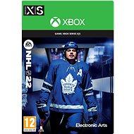 NHL 22: Standard Edition – Xbox Series X|S Digital