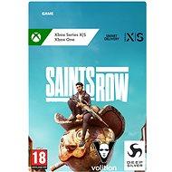 Saints Row: Standard Edition – Xbox Digital
