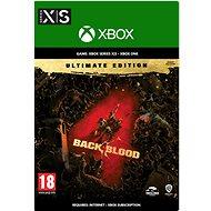 Back 4 Blood: Ultimate Edition – Xbox Digital