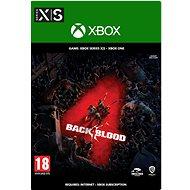 Back 4 Blood: Standard Edition – Xbox Digital