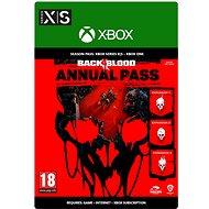 Back 4 Blood: Annual Pass - Xbox Digital