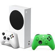 Herná konzola Xbox Series S + 2× Xbox Wireless Controller