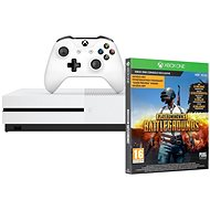 Xbox One S 1TB + Playerunknown's Battleground - Herná konzola