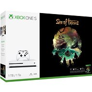 Xbox One S 1TB + Sea of Thieves