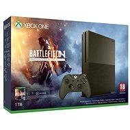 Microsoft Xbox One S Battlefield 1 (1TB) - Herná konzola