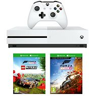 Xbox One S 1TB Forza Horizon 4 Bundle - Game Console