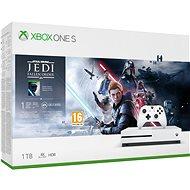 Xbox One S 1TB + Star Wars Jedi: Fallen Order - Game Console