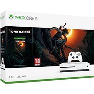 Xbox One S 1TB + Shadow of The Tomb Raider - Herná konzola