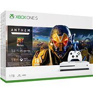 Xbox One S 1 TB – ANTHEM Bundle - Herná konzola