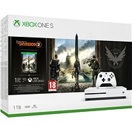 Xbox One S 1TB - The Division 2 Bundle - Game Console