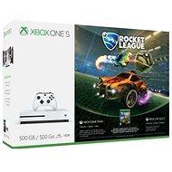 Xbox One S 500GB + Rocket League - Herná konzola