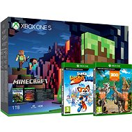 Xbox One S 1TB Childrens Pack - Herná konzola