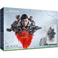 Xbox One X – Gears 5 Ultimate Edition - Herná konzola
