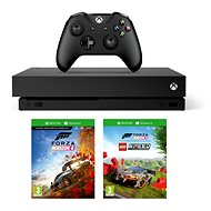 Xbox One X Lego Forza Horizon 4 Bundle - Game Console