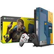 Xbox One X + Cyberpunk 2077 Limited Edition - Herná konzola