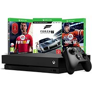 Xbox One X Sports Pack - Herná konzola